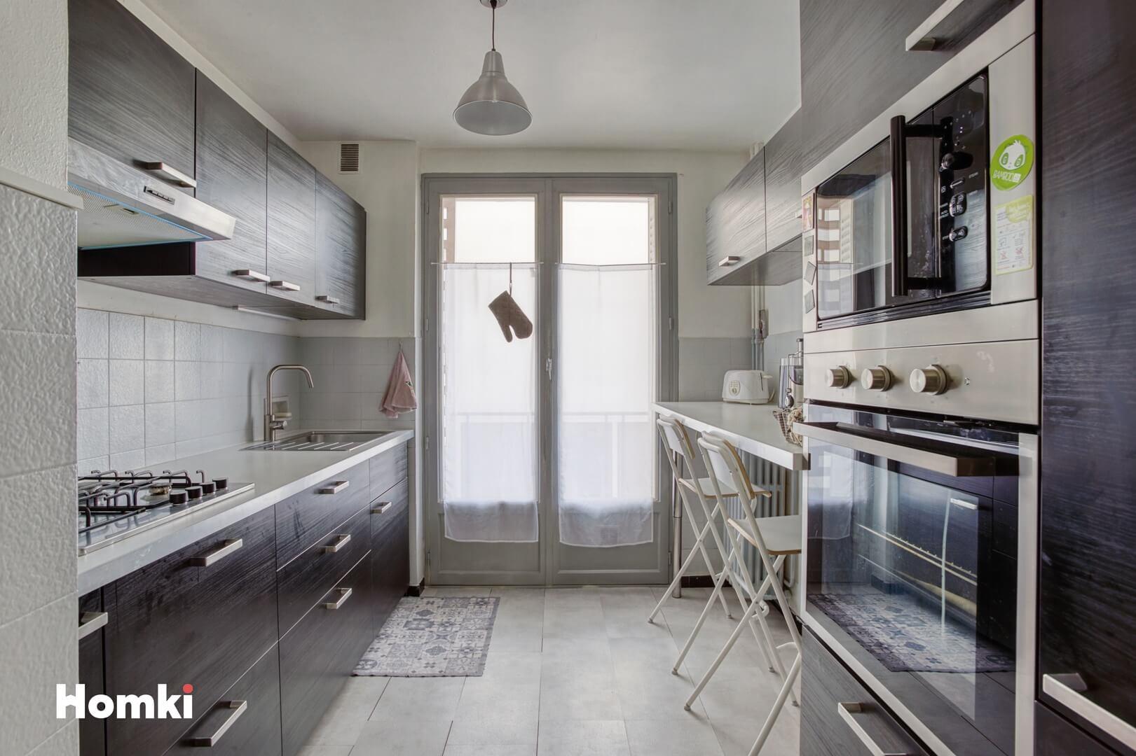 Homki - Vente Appartement  de 76.0 m² à Villeurbanne 69100