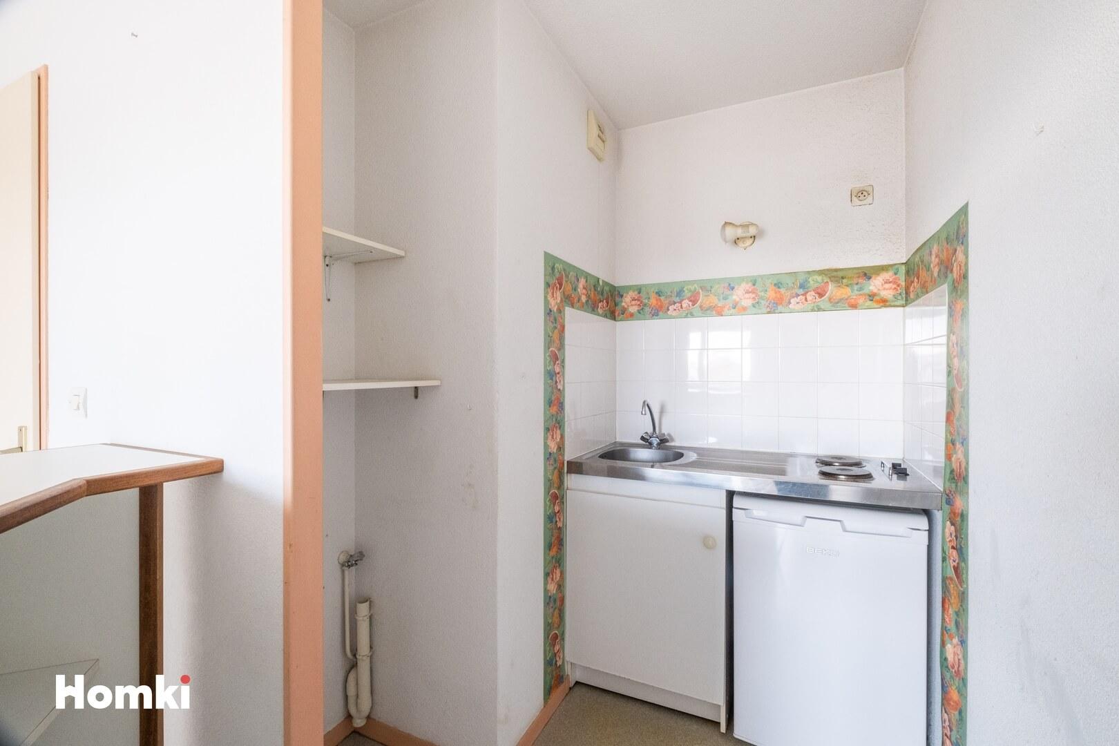 Homki - Vente Appartement  de 30.0 m² à Toulouse 31300