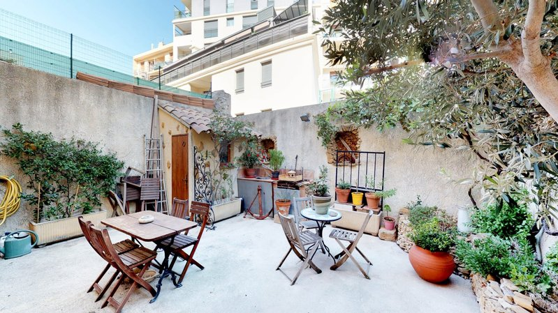 Homki - Vente maison/villa  de 160.0 m² à marseille 13007