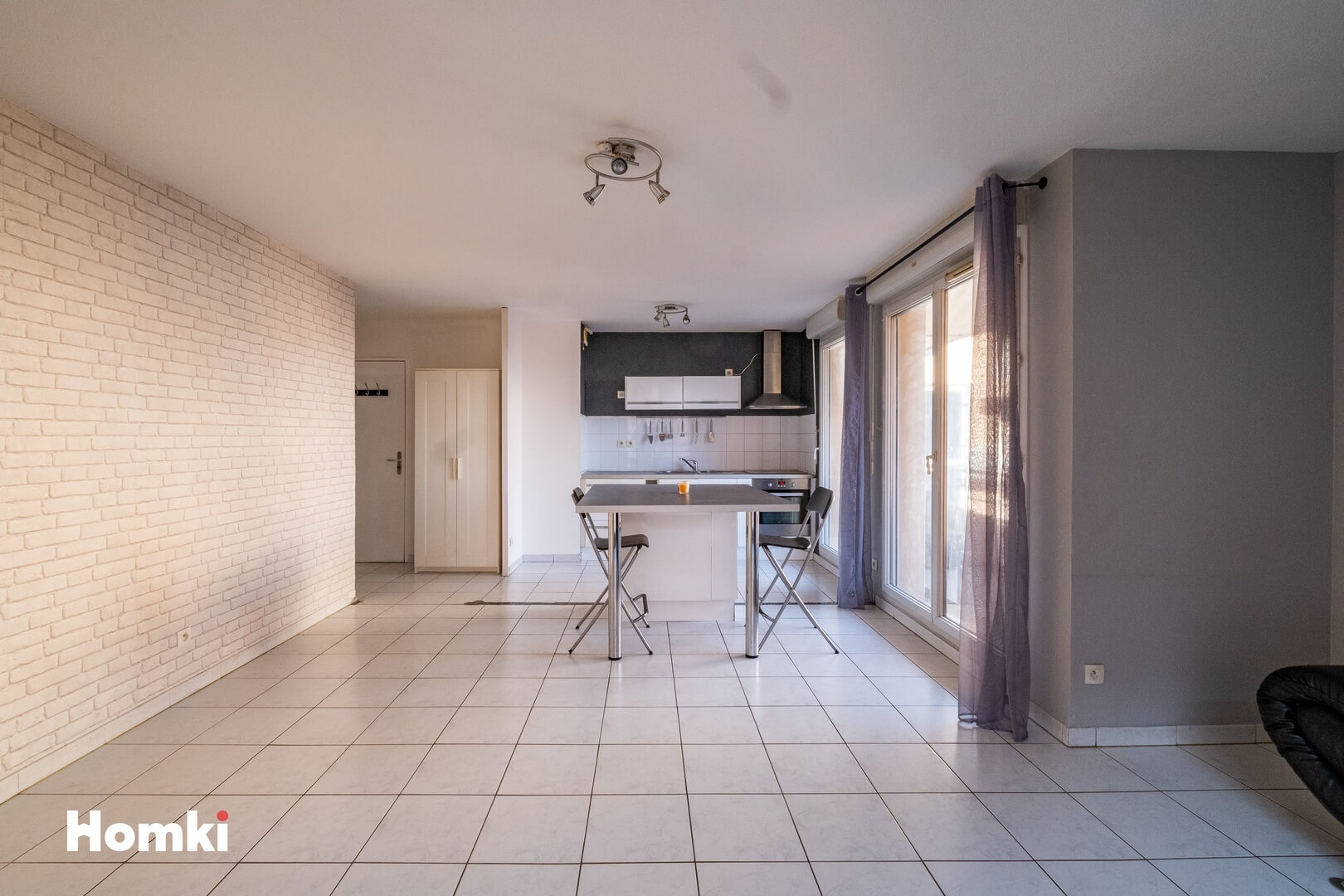 Homki - Vente Appartement  de 59.0 m² à Toulouse 31200