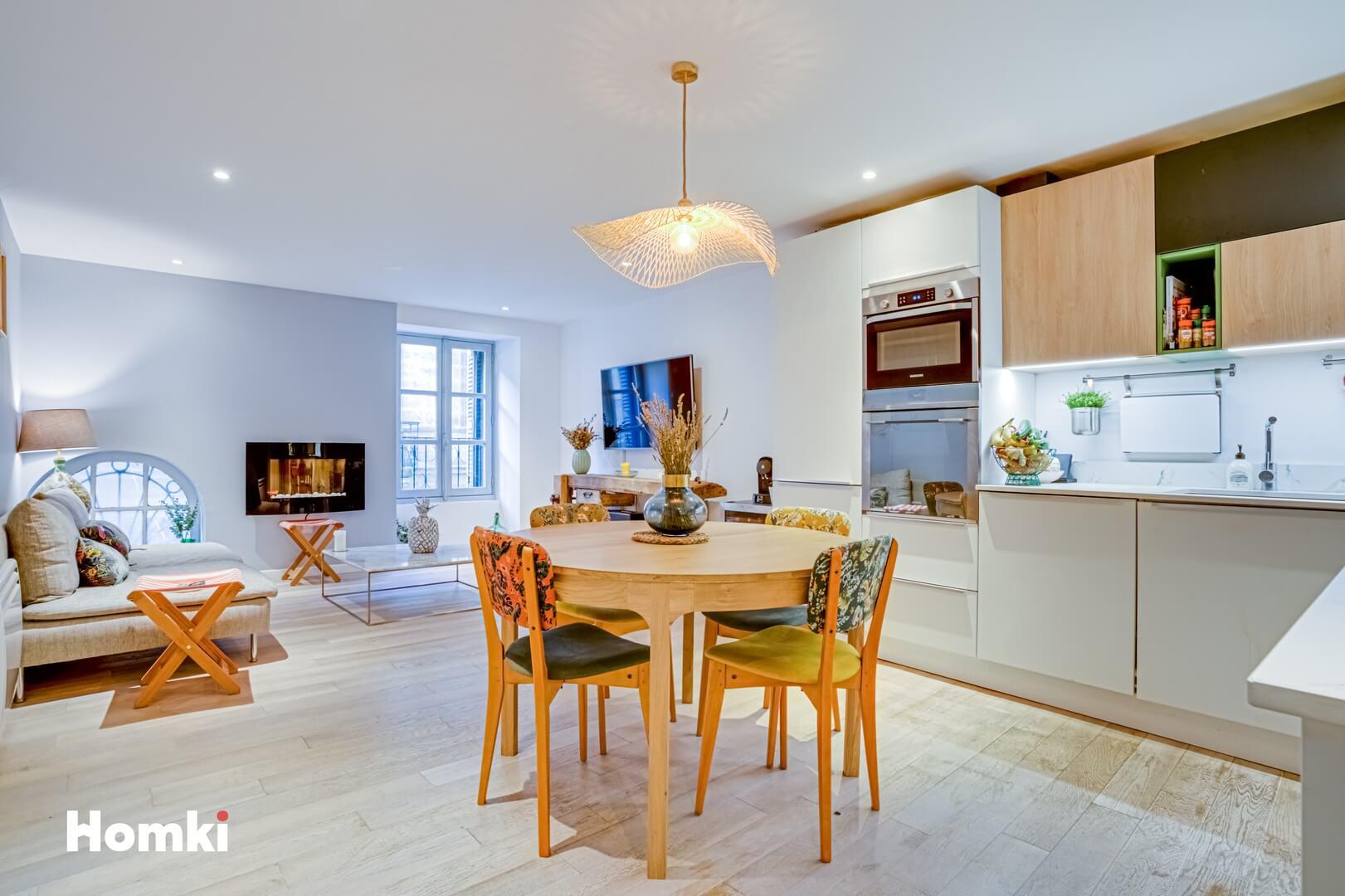 Homki - Vente Appartement  de 58.0 m² à Bordeaux 33800