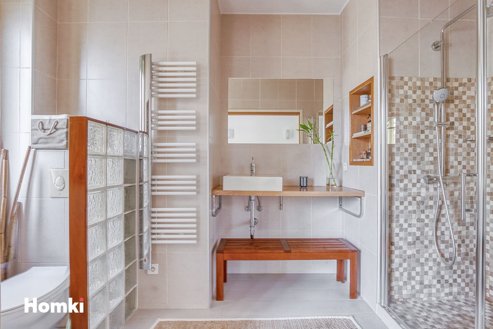 Homki - Vente Appartement  de 43.0 m² à Nice 06000
