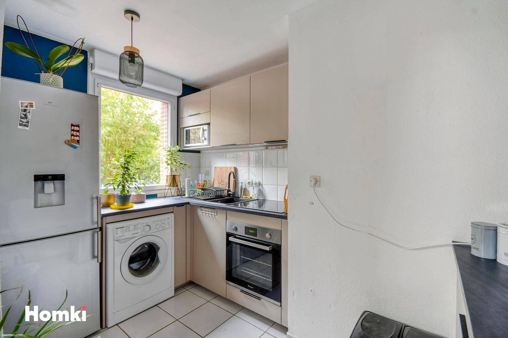 Homki - Vente Appartement  de 42.0 m² à Toulouse 31200