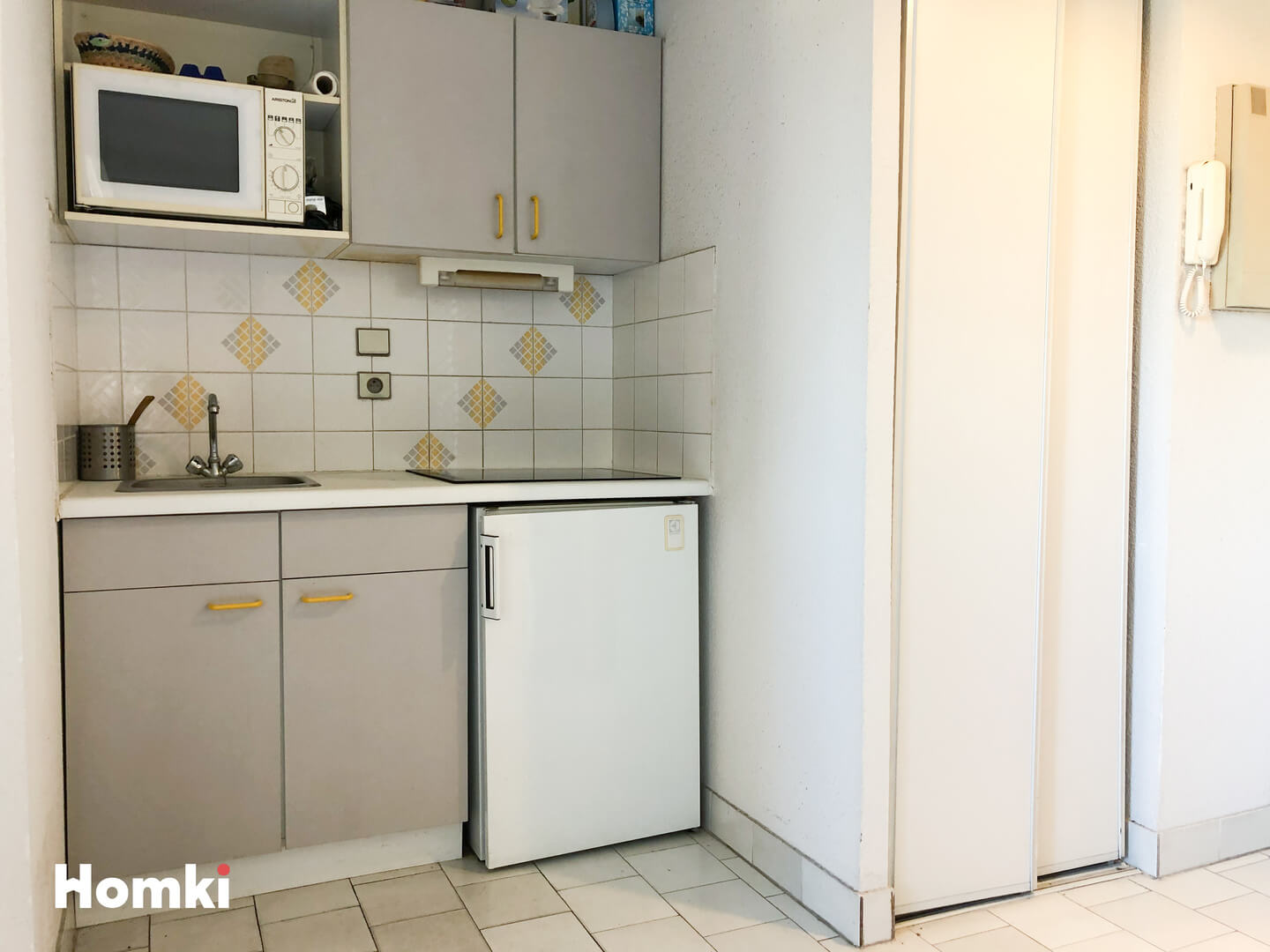 Homki - Vente Appartement  de 19.33 m² à Cannes 06150