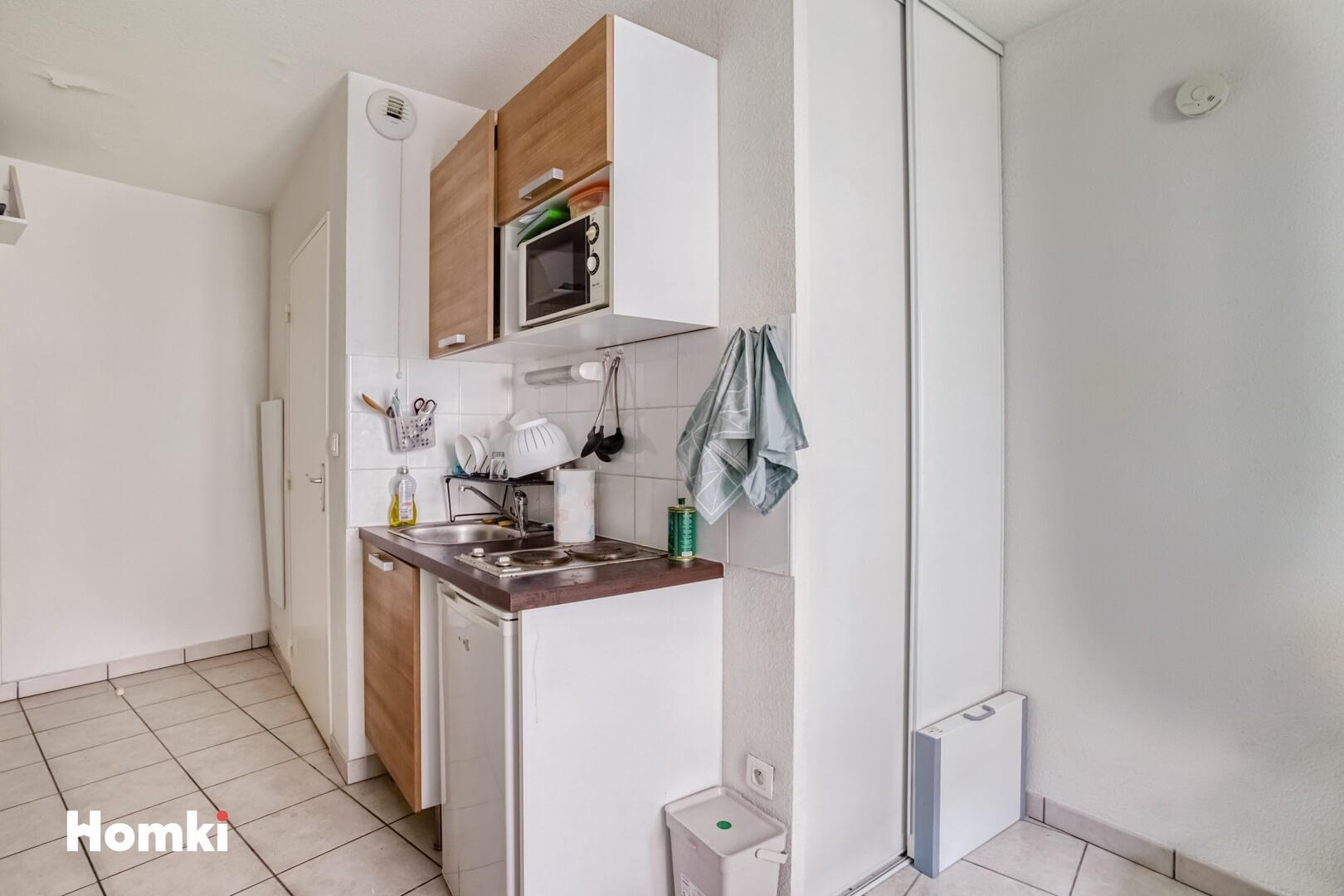 Homki - Vente Appartement  de 20.0 m² à Villeurbanne 69100
