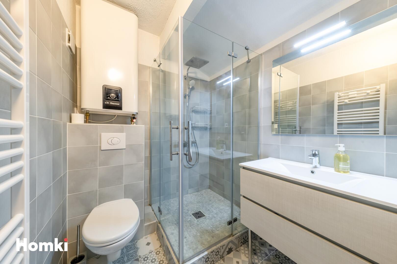 Homki - Vente Appartement  de 62.0 m² à Marseille 13008