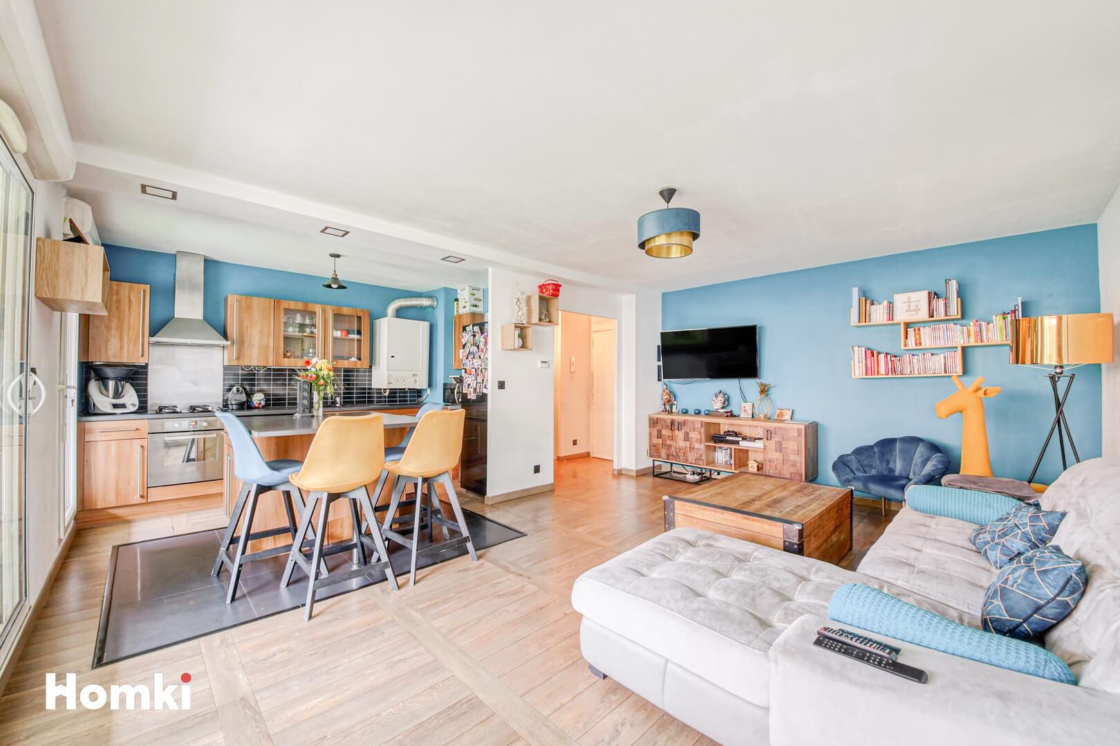 Homki - Vente Appartement  de 85.0 m² à Marseille 13013