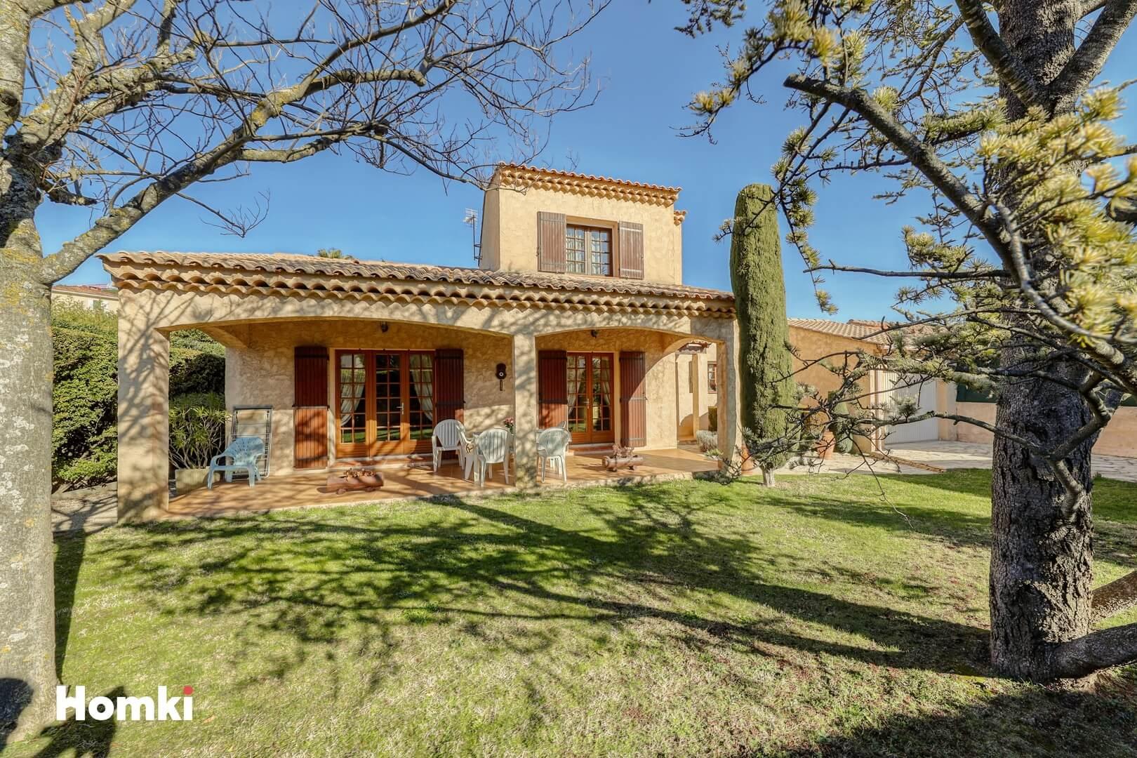 Homki - Vente Maison/villa  de 114.0 m² à Marseille 13013