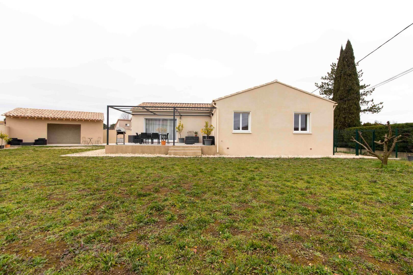 Homki - Vente Maison/villa  de 113.0 m² à Saint-Paul-les-Fonts 30330
