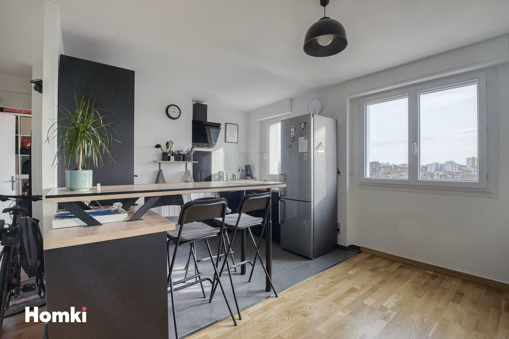 Homki - Vente Appartement  de 52.0 m² à Toulouse 31000