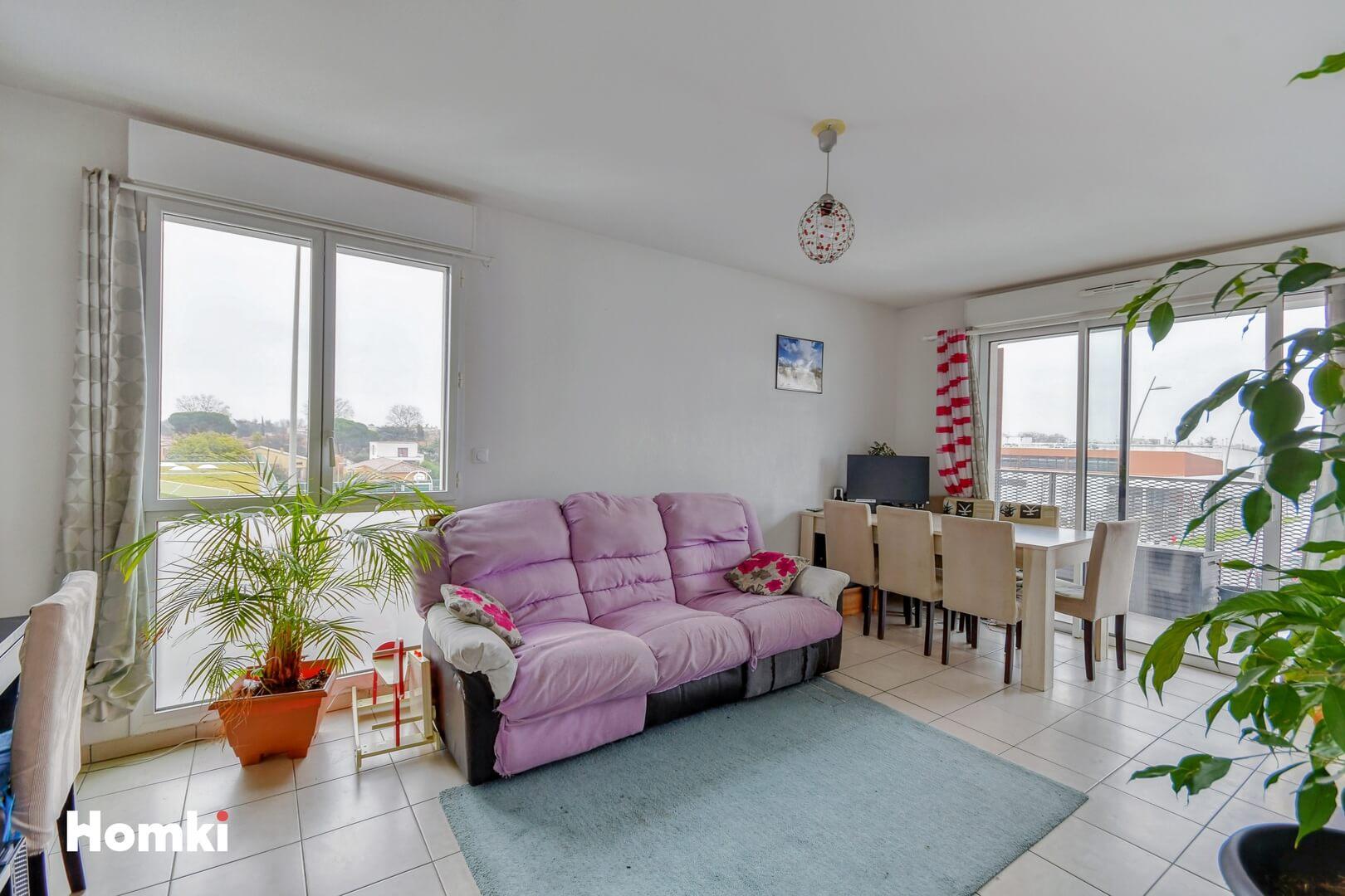 Homki - Vente Appartement  de 60.0 m² à Beauzelle 31700