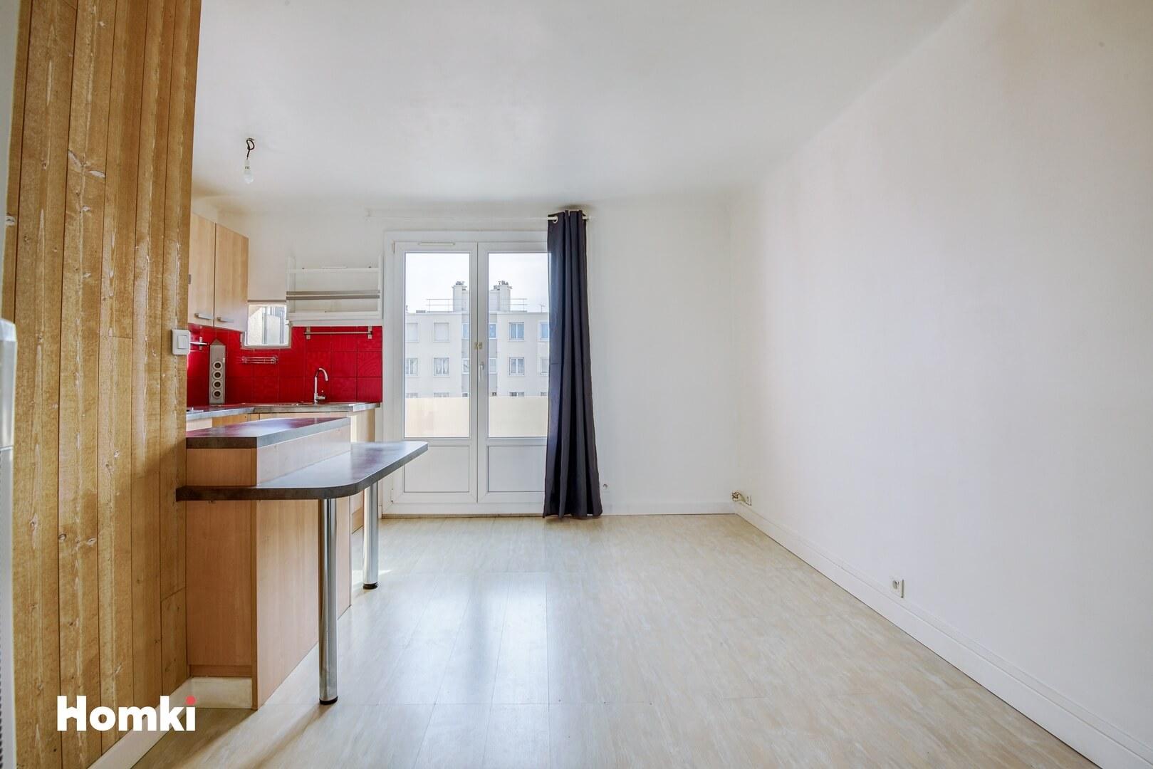 Homki - Vente Appartement  de 36.0 m² à Marseille 13004