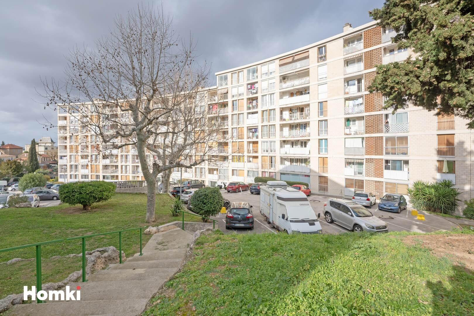 Homki - Vente Appartement  de 69.0 m² à Marseille 13010