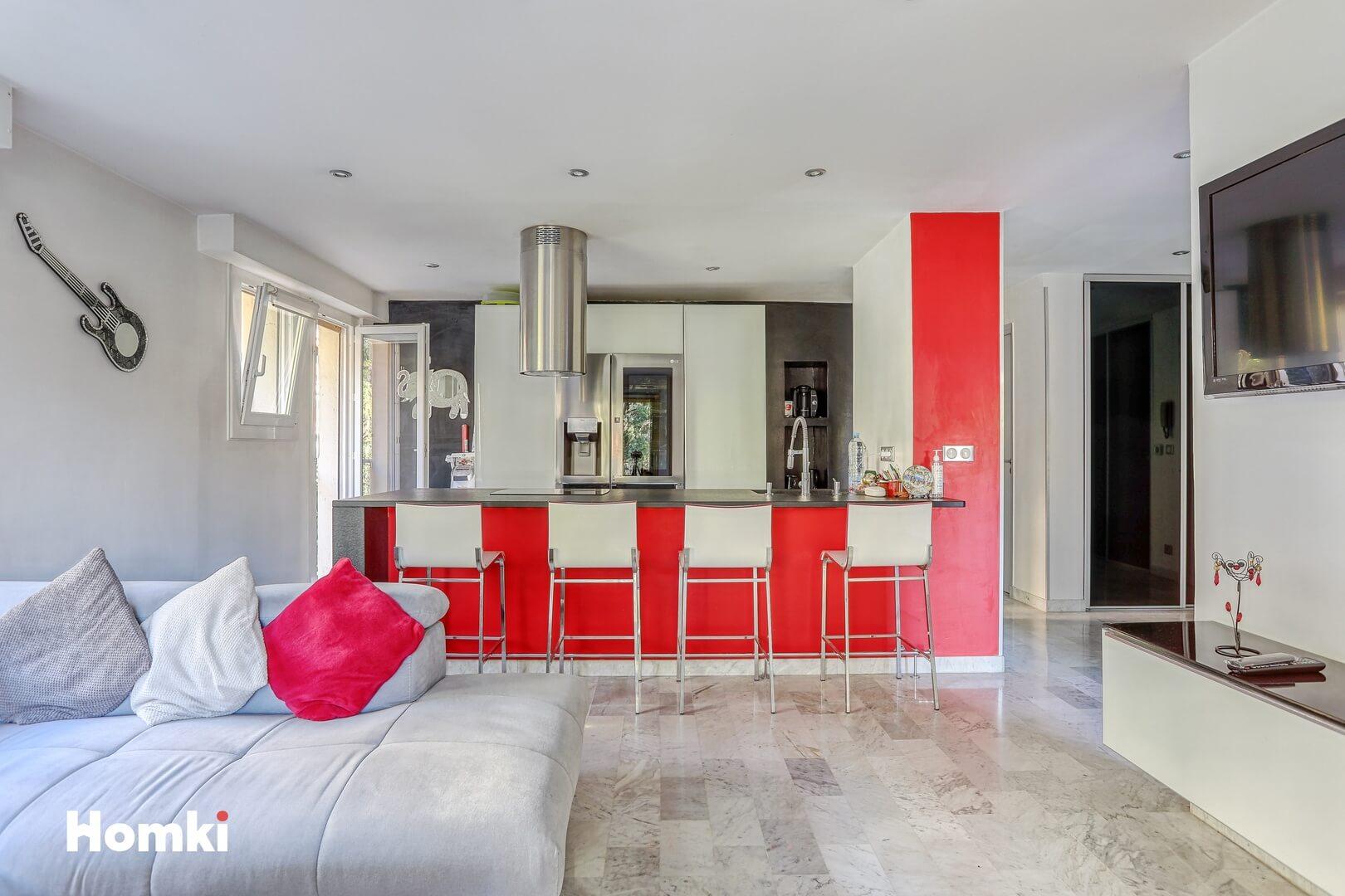 Homki - Vente Appartement  de 85.0 m² à Nice 06100