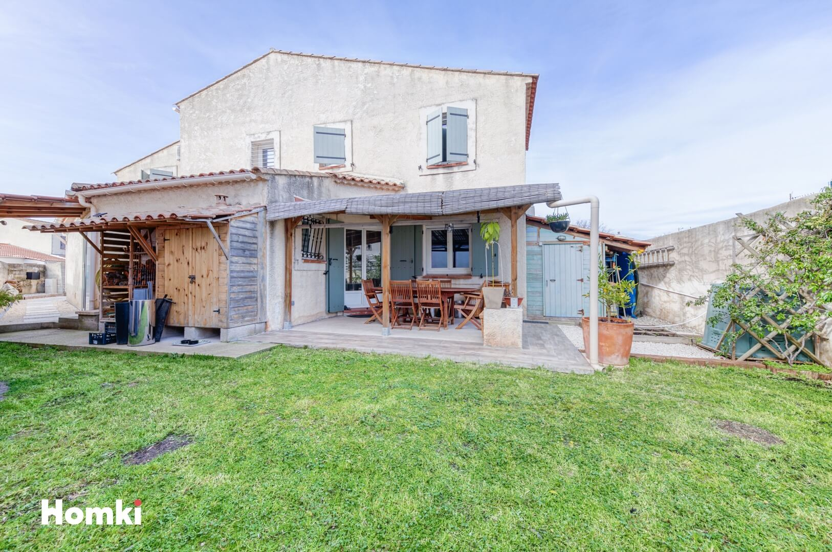 Homki - Vente Maison/villa  de 120.0 m² à Marignane 13700