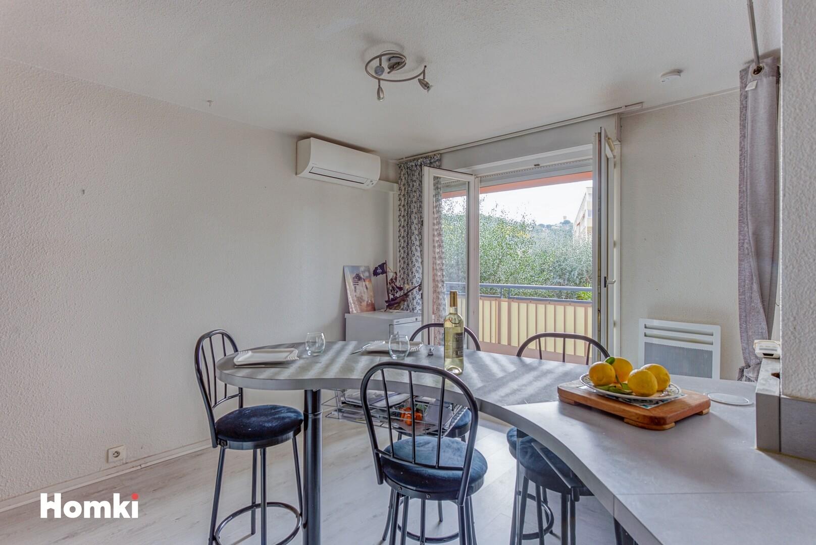 Homki - Vente Appartement  de 34.0 m² à Vallauris 06220