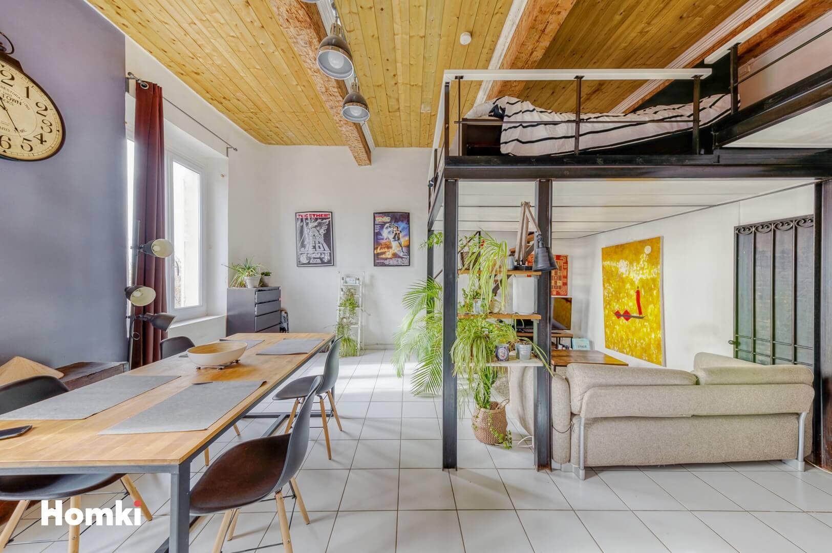 Homki - Vente Appartement  de 40.0 m² à Marseille 13010