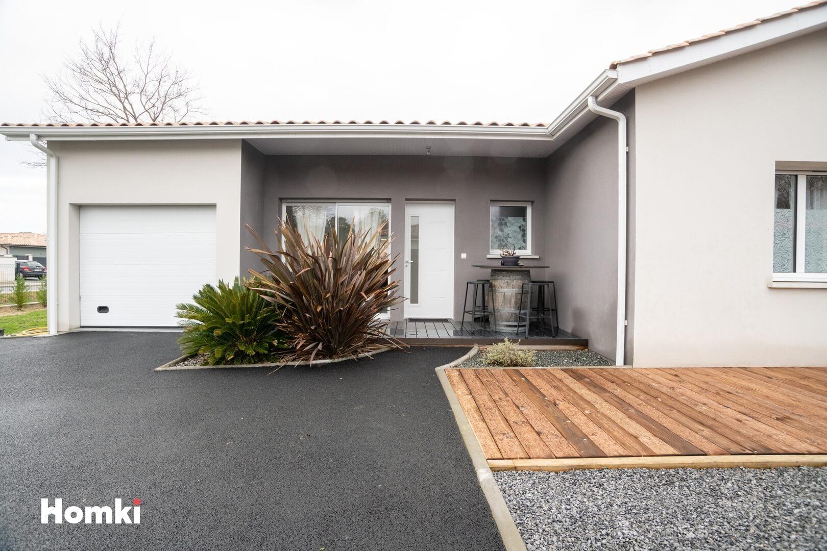 Homki - Vente Maison/villa  de 90.0 m² à Mios 33380