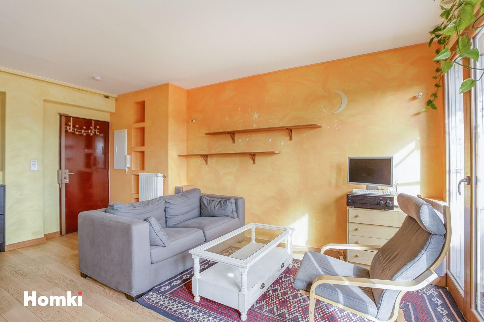 Homki - Vente Appartement  de 64.0 m² à Toulouse 31000