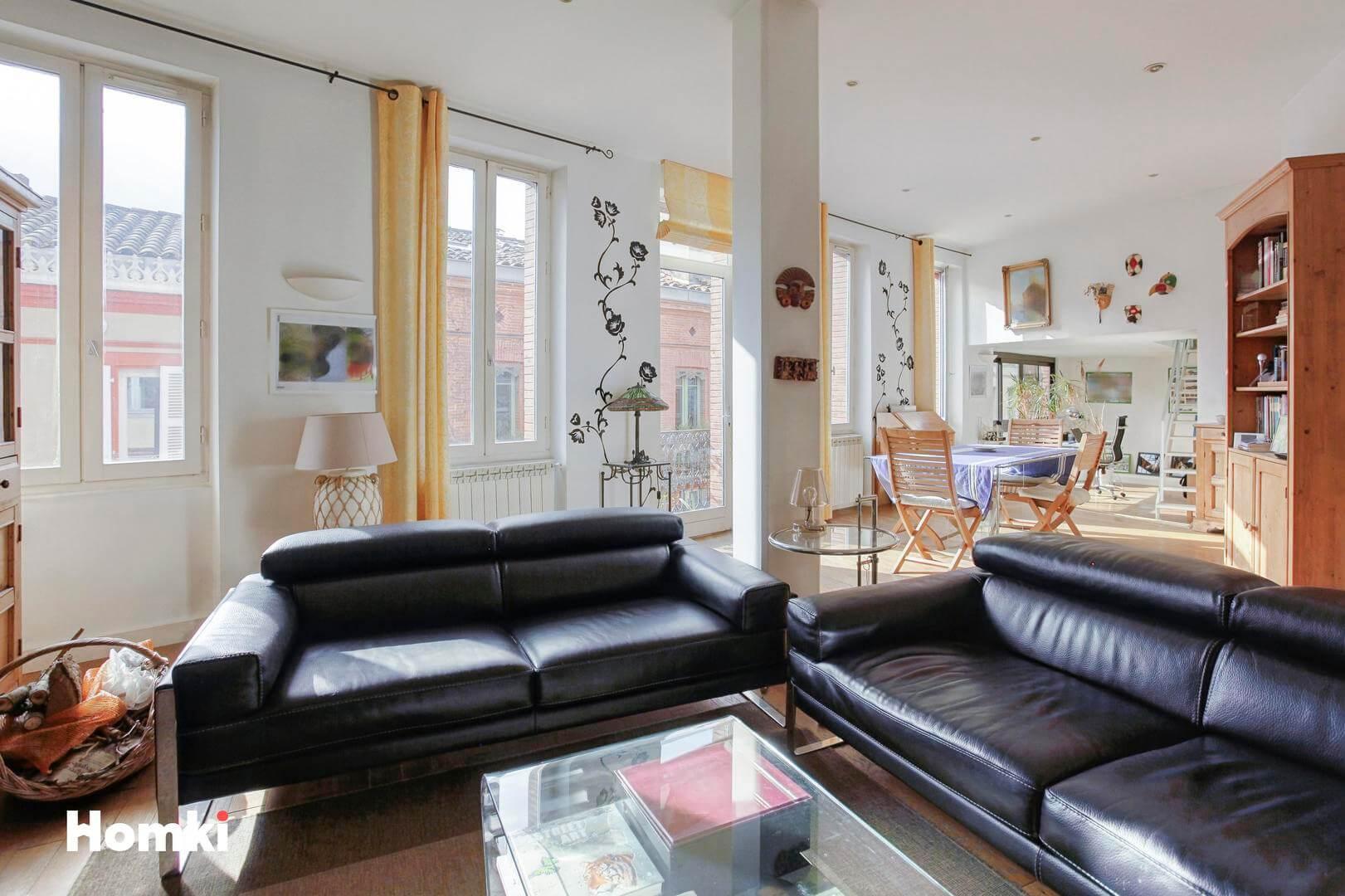 Homki - Vente Appartement  de 154.0 m² à Toulouse 31000