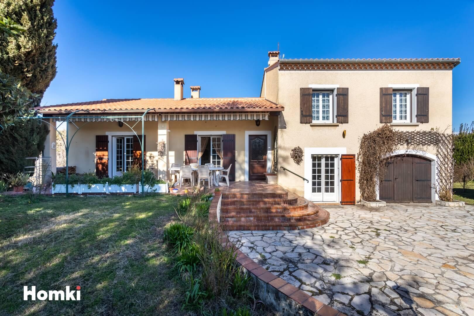 Homki - Vente Maison/villa  de 129.0 m² à Carpentras 84200