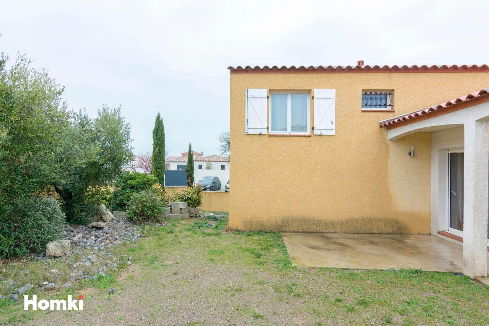 Homki - Vente Maison/villa  de 110.0 m² à Sigean 11130