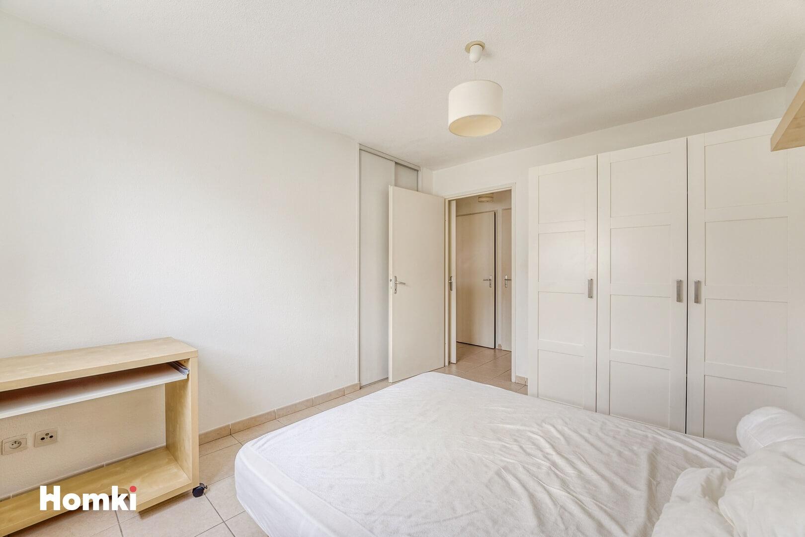 Homki - Vente Appartement  de 44.0 m² à Marseille 13014