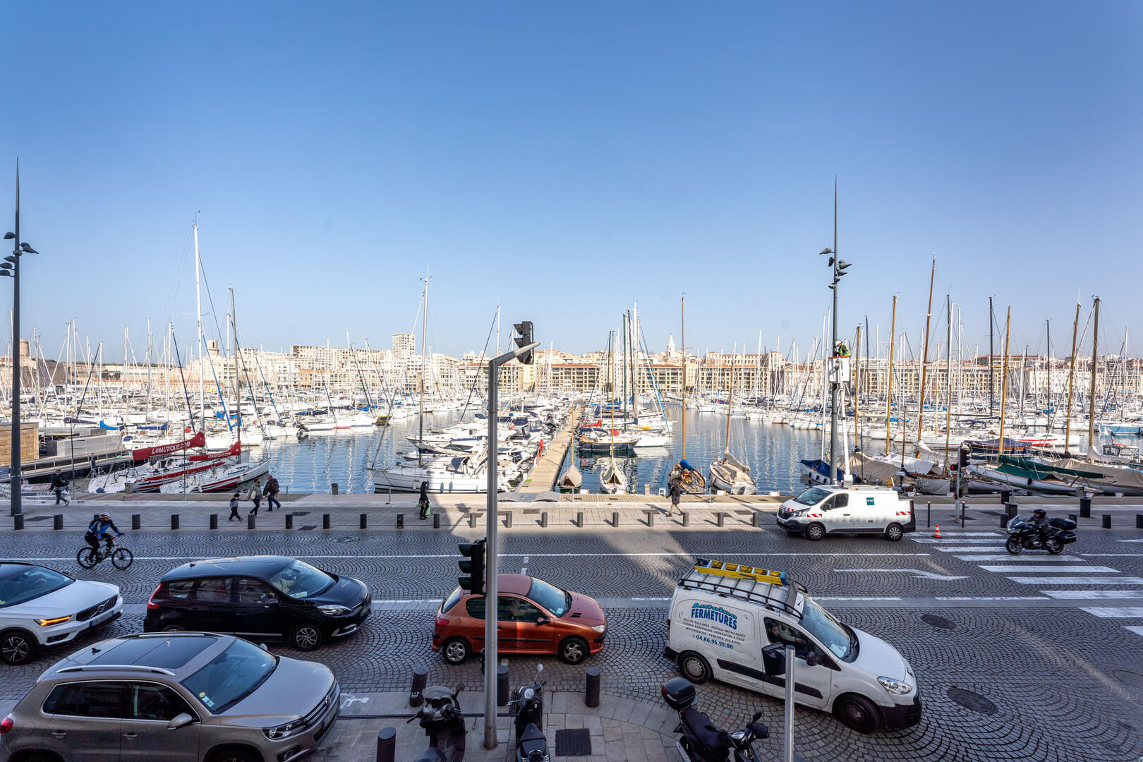 Homki - Vente Appartement  de 127.0 m² à Marseille 13007