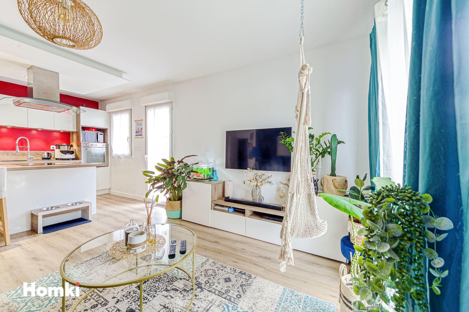 Homki - Vente Appartement  de 59.0 m² à Tournefeuille 31170