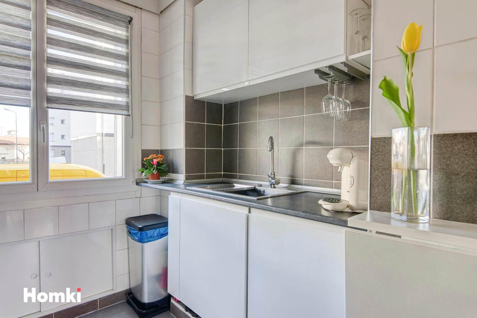 Homki - Vente Appartement  de 68.0 m² à Vénissieux 69200