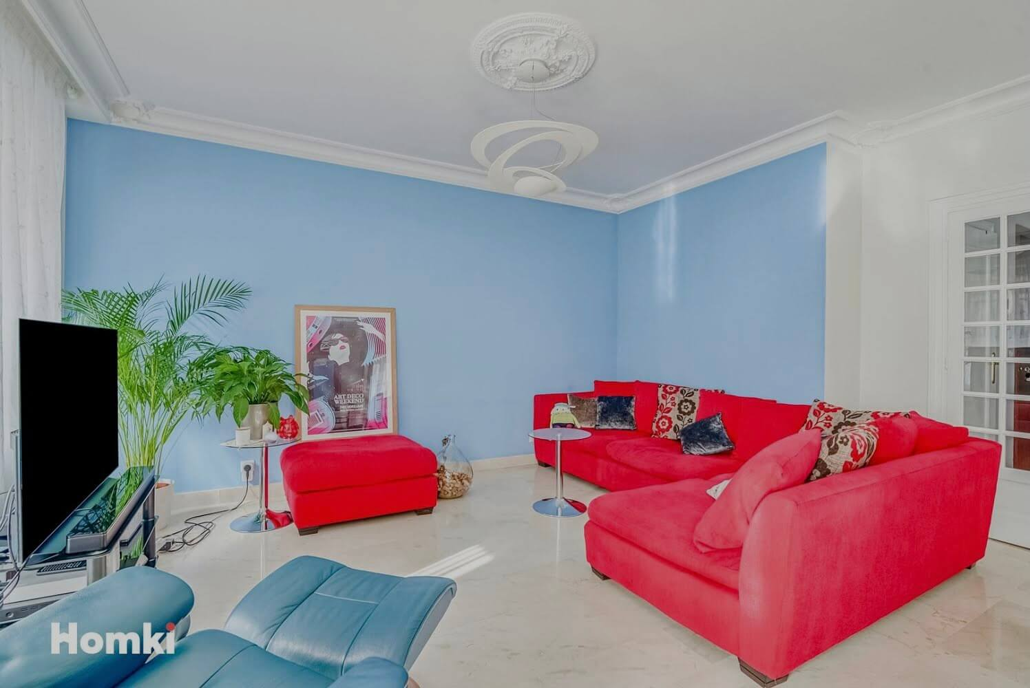 Homki - Vente Appartement  de 104.0 m² à Lyon 69003