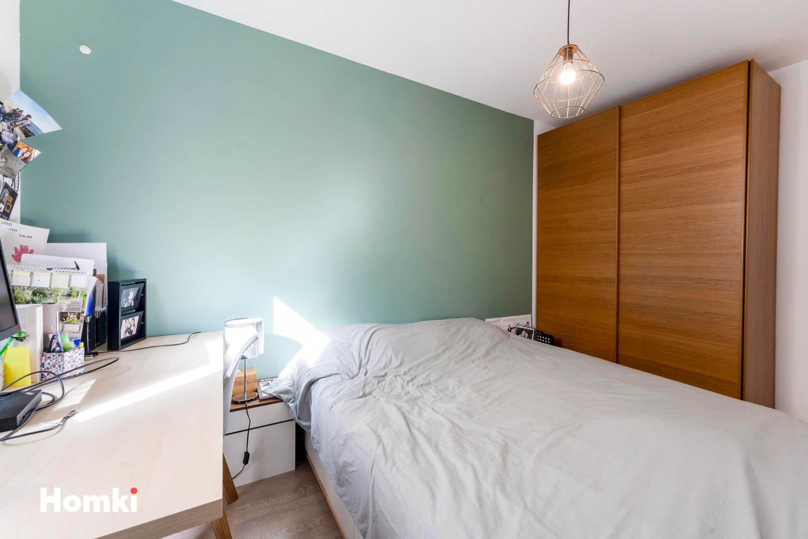 Homki - Vente Appartement  de 59.0 m² à Marseille 13006