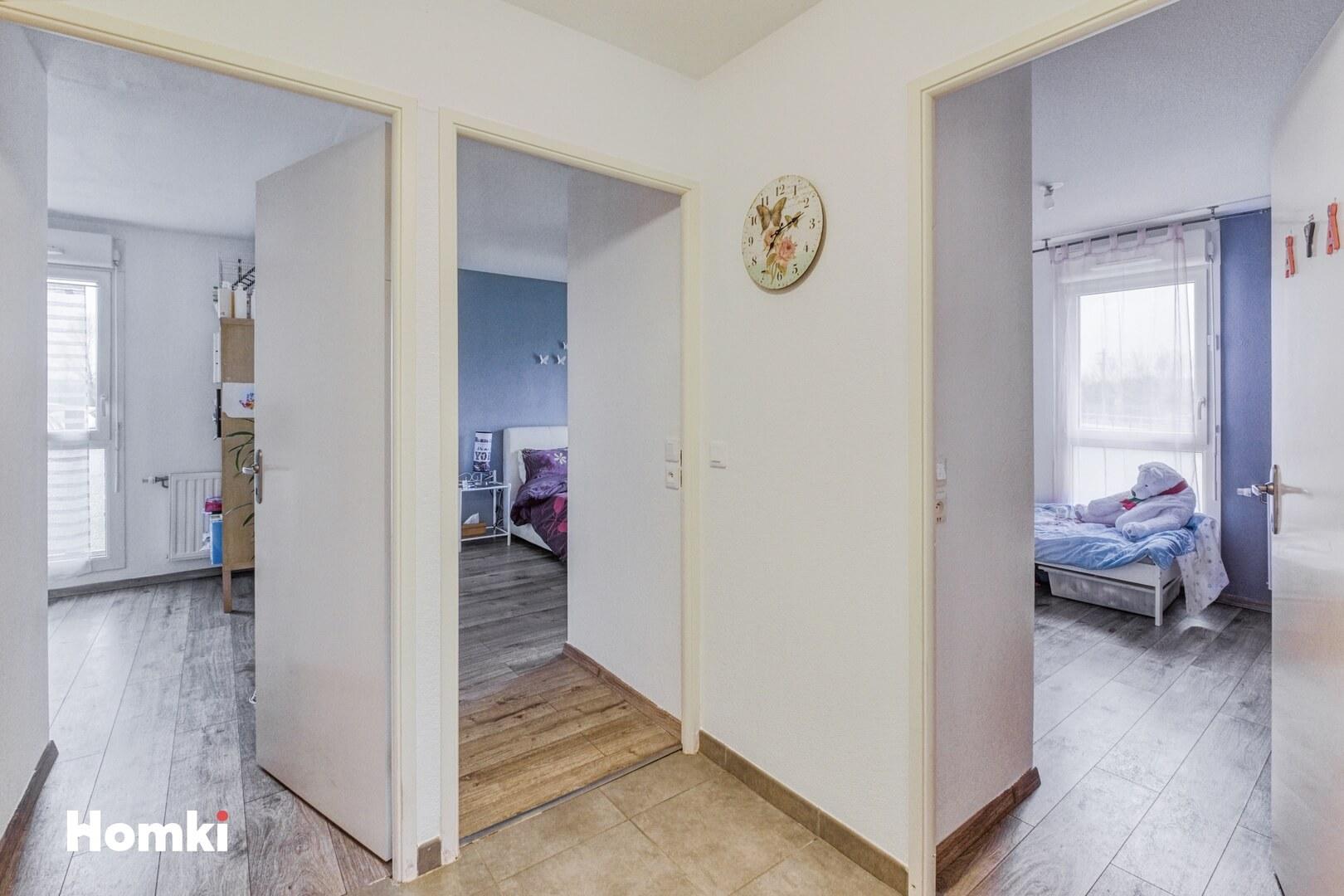 Homki - Vente Appartement  de 77.0 m² à Launaguet 31140