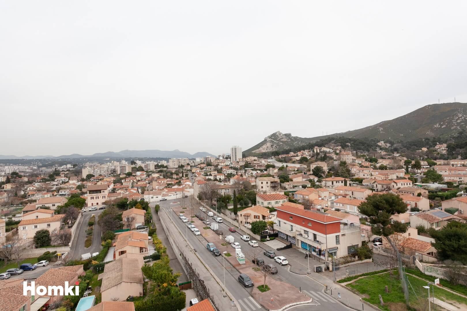 Homki - Vente Appartement  de 61.0 m² à Marseille 13010