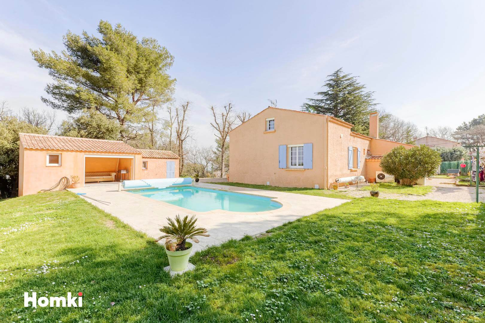 Homki - Vente Maison/villa  de 137.0 m² à Mimet 13105