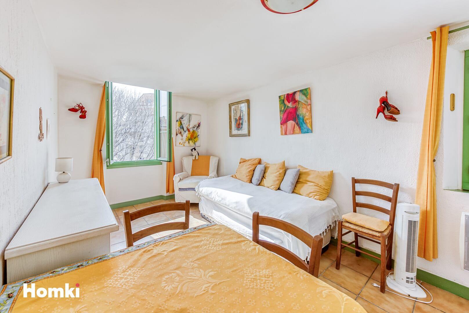 Homki - Vente Appartement  de 20.0 m² à Antibes 06600