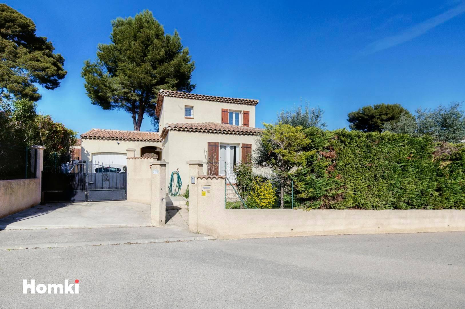 Homki - Vente Maison/villa  de 105.0 m² à Marseille 13013