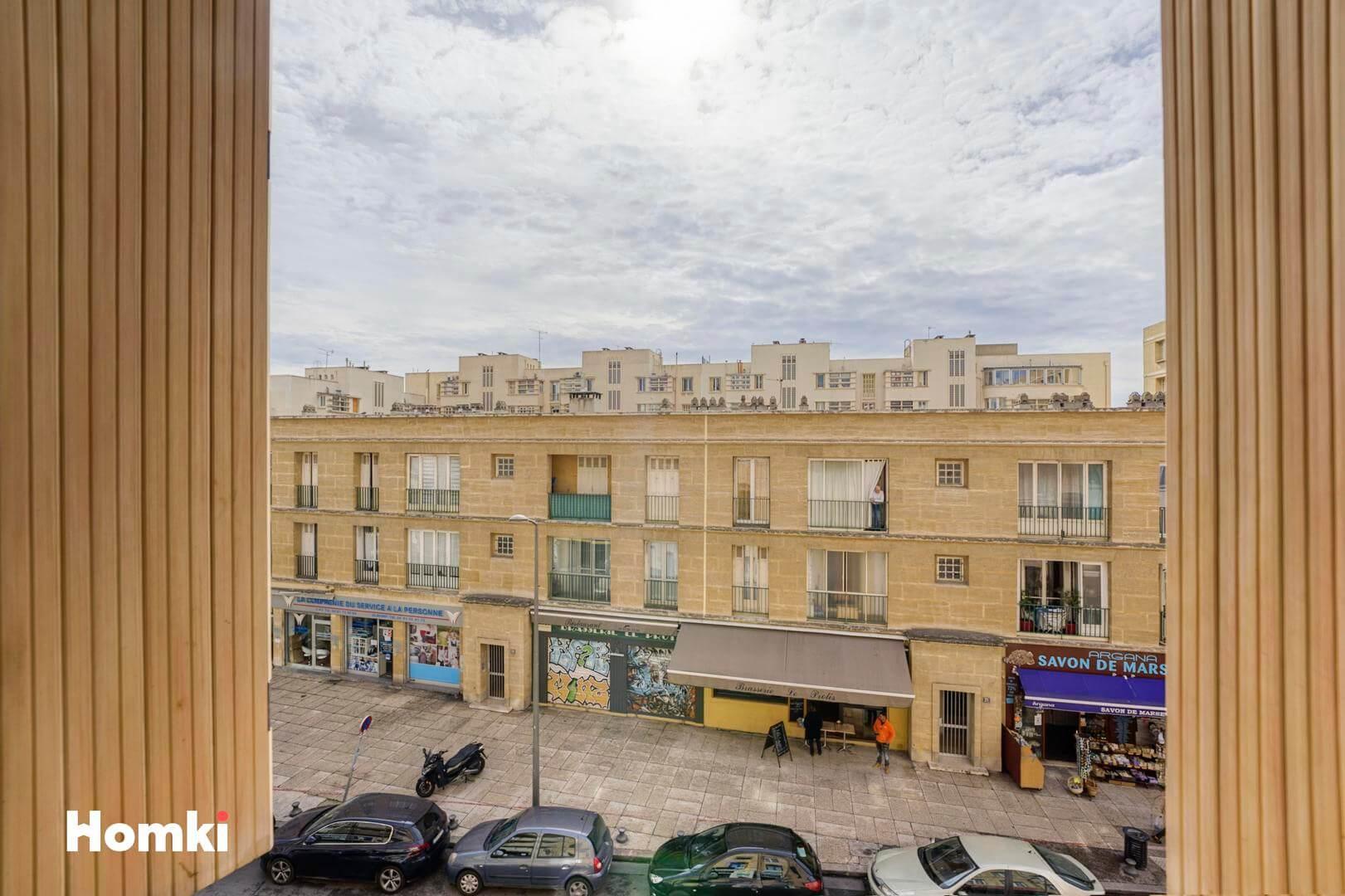 Homki - Vente Appartement  de 40.0 m² à Marseille 13002
