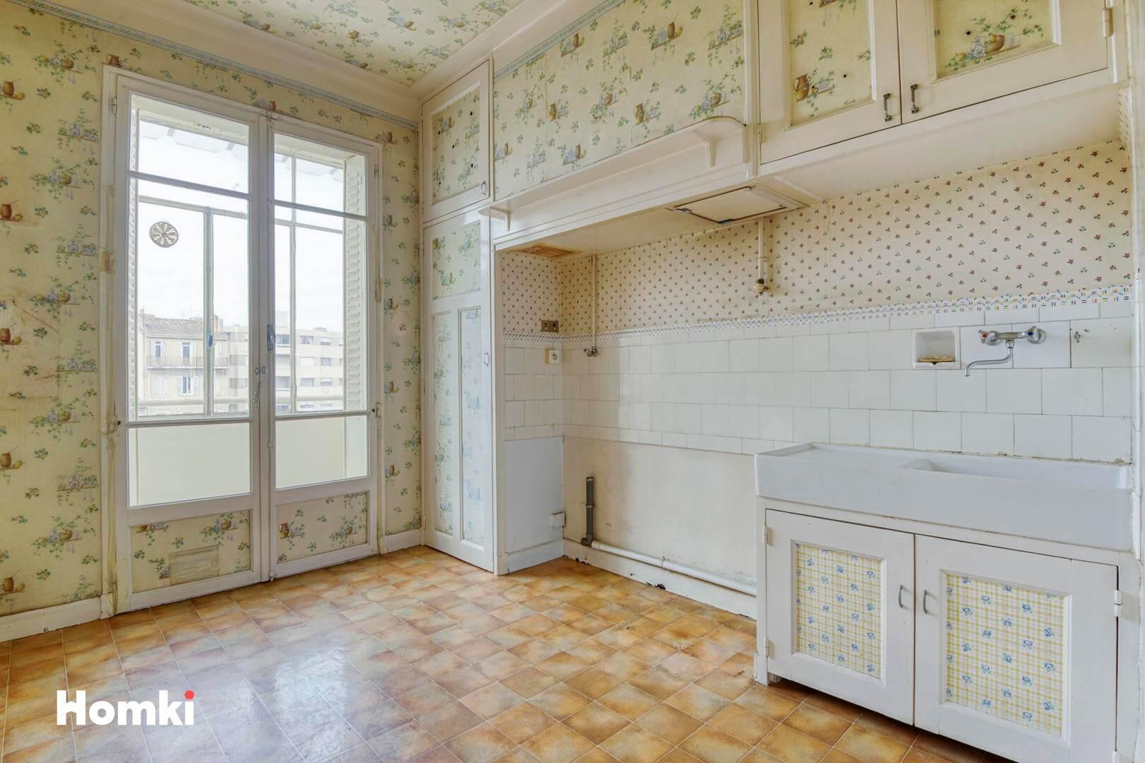 Homki - Vente Appartement  de 60.0 m² à Marseille 13004
