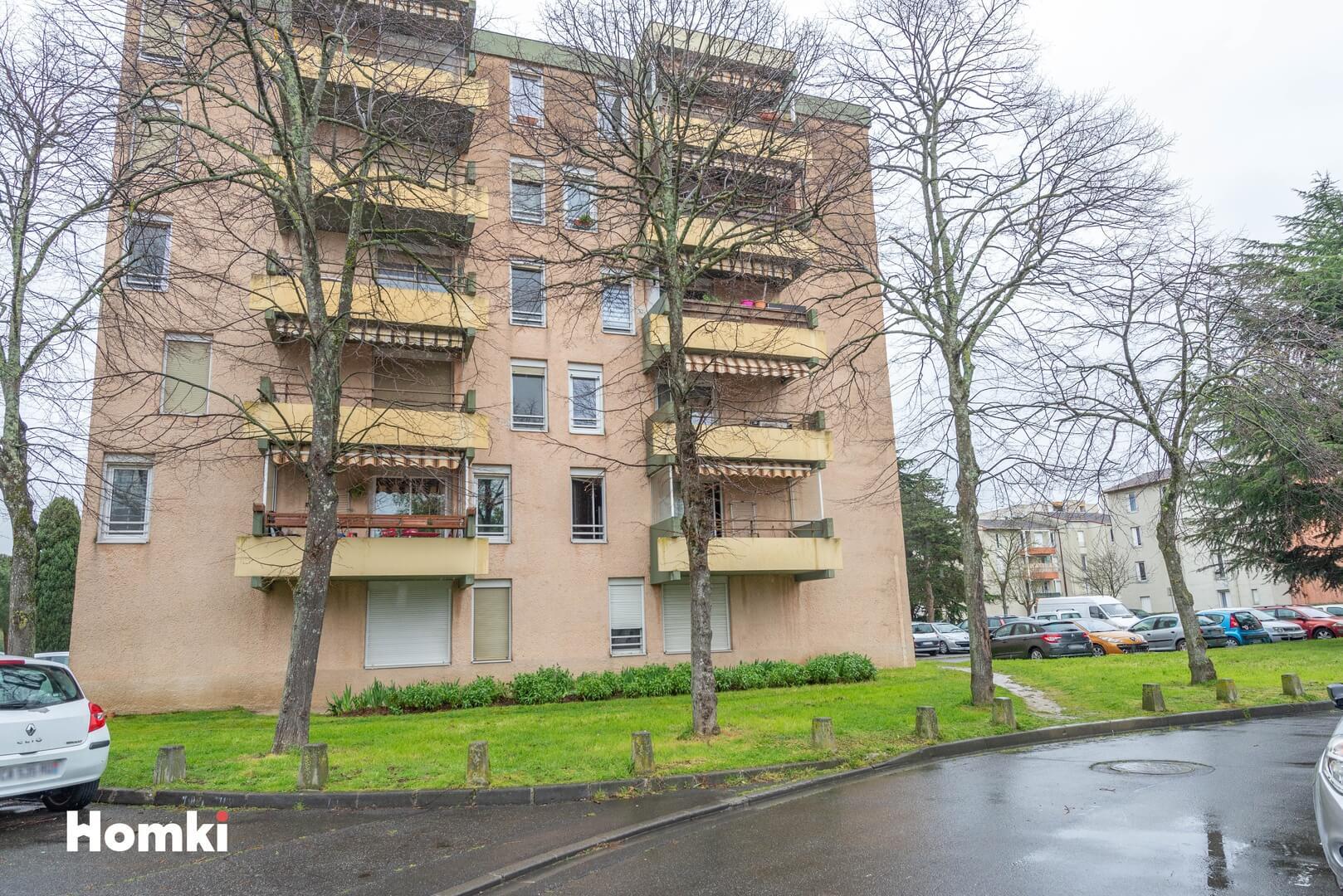 Homki - Vente Appartement  de 82.0 m² à Toulouse 31100