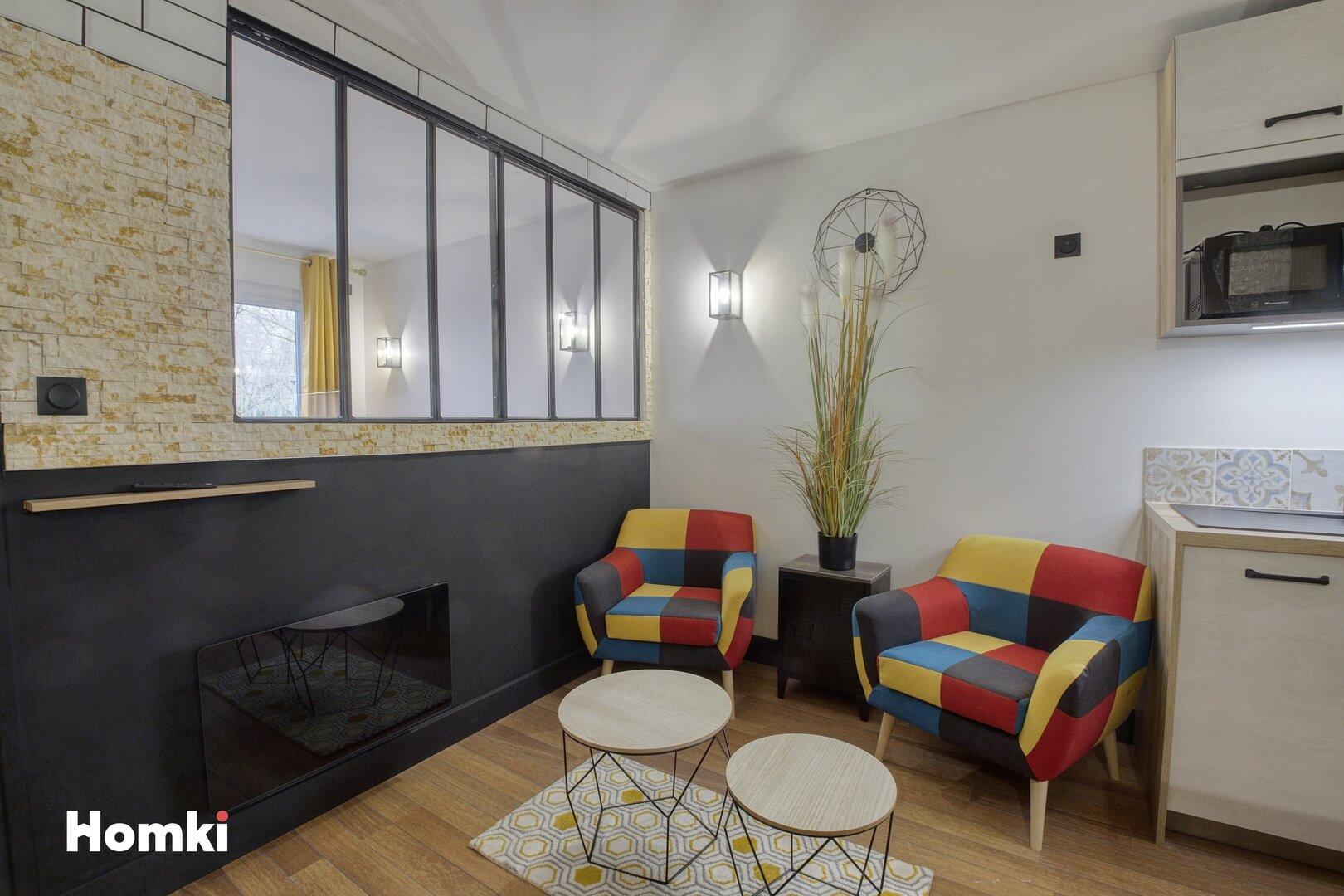 Homki - Vente Appartement  de 30.0 m² à Toulouse 31200