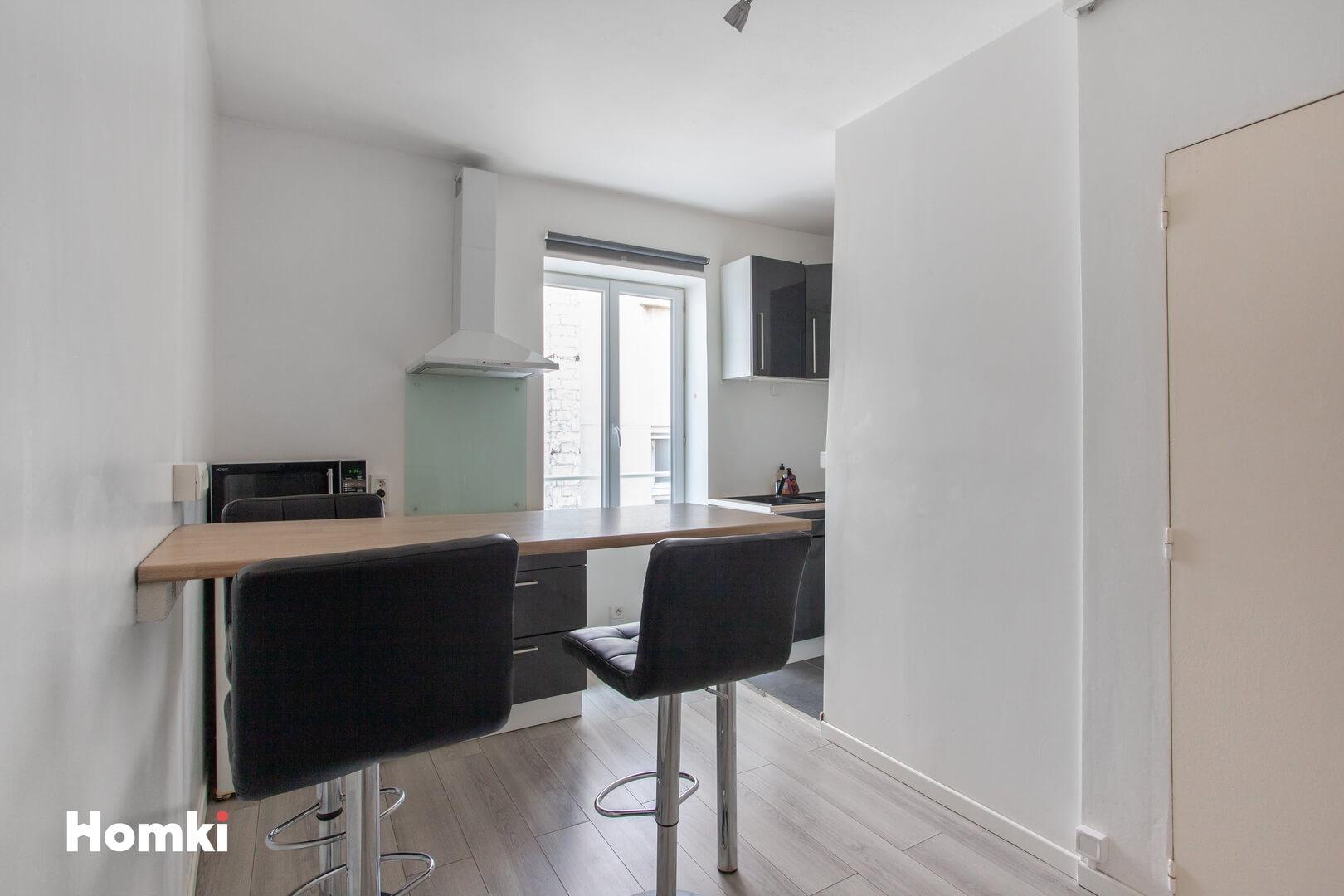 Homki - Vente Appartement  de 25.6 m² à Lyon 69002
