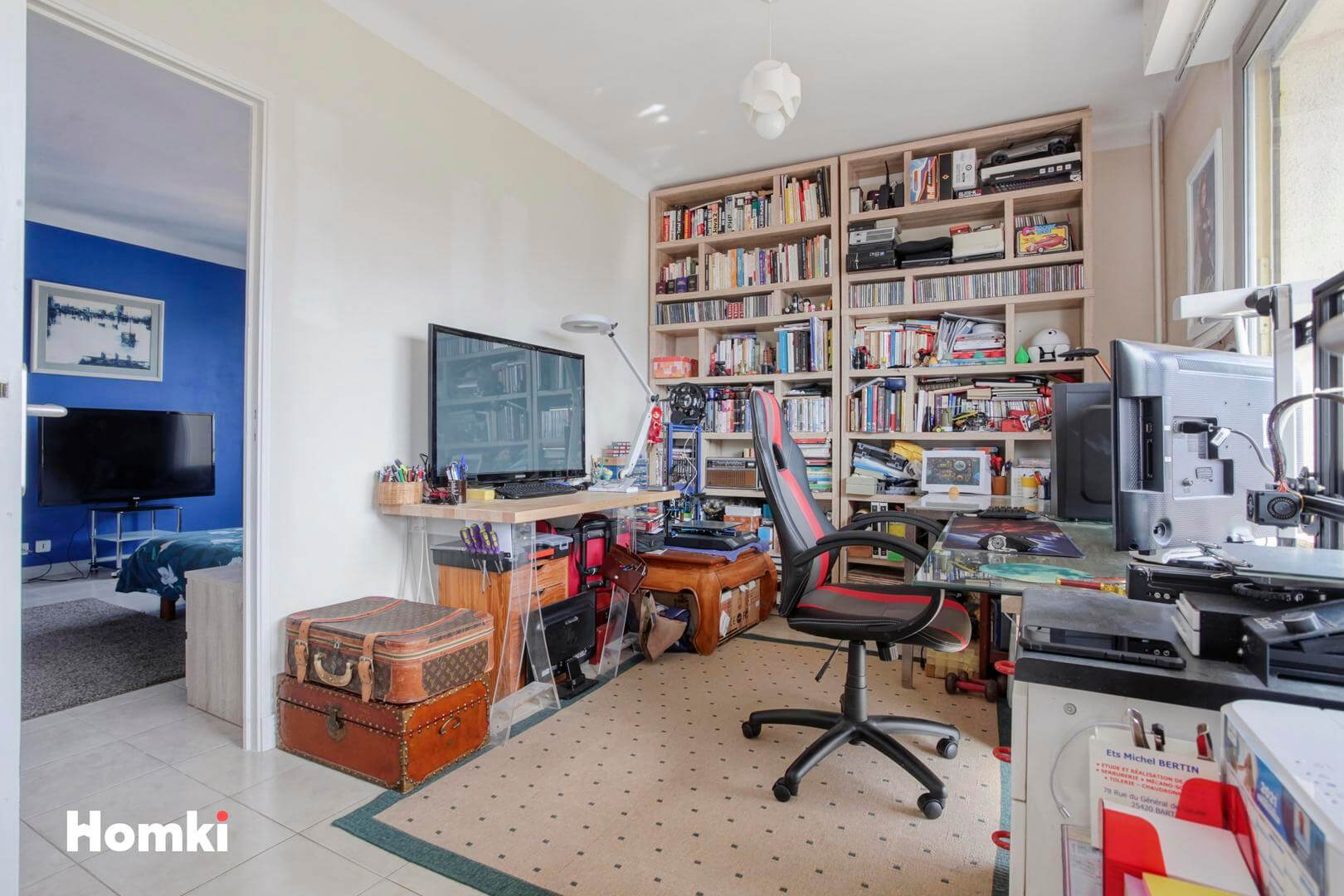 Homki - Vente Appartement  de 90.0 m² à Marseille 13009