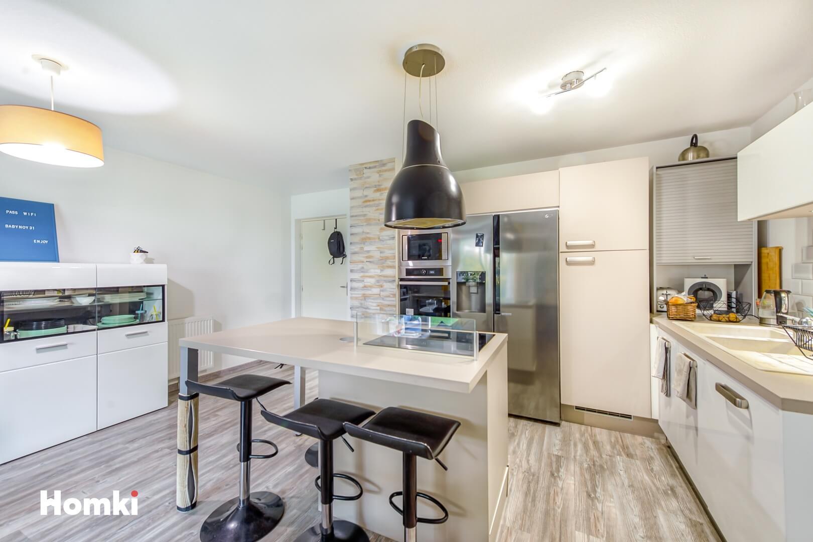 Homki - Vente Appartement  de 46.0 m² à Toulouse 31100