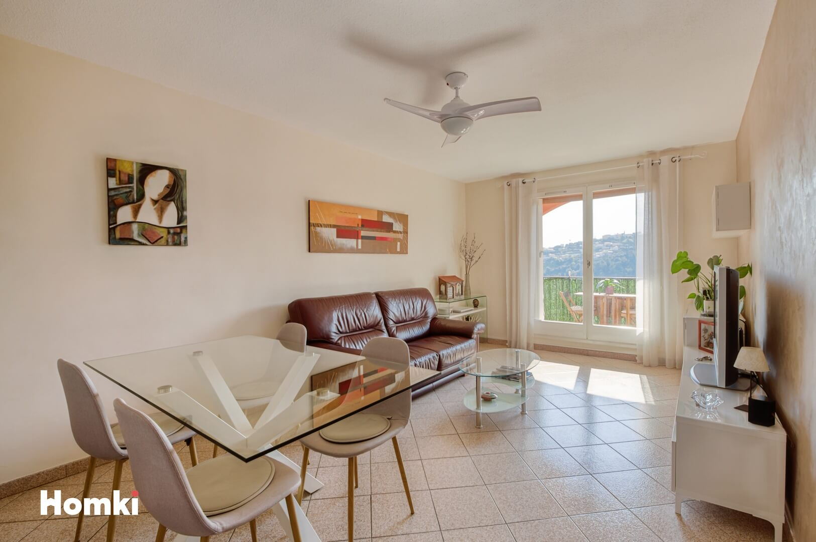 Homki - Vente Appartement  de 65.0 m² à Nice 06000