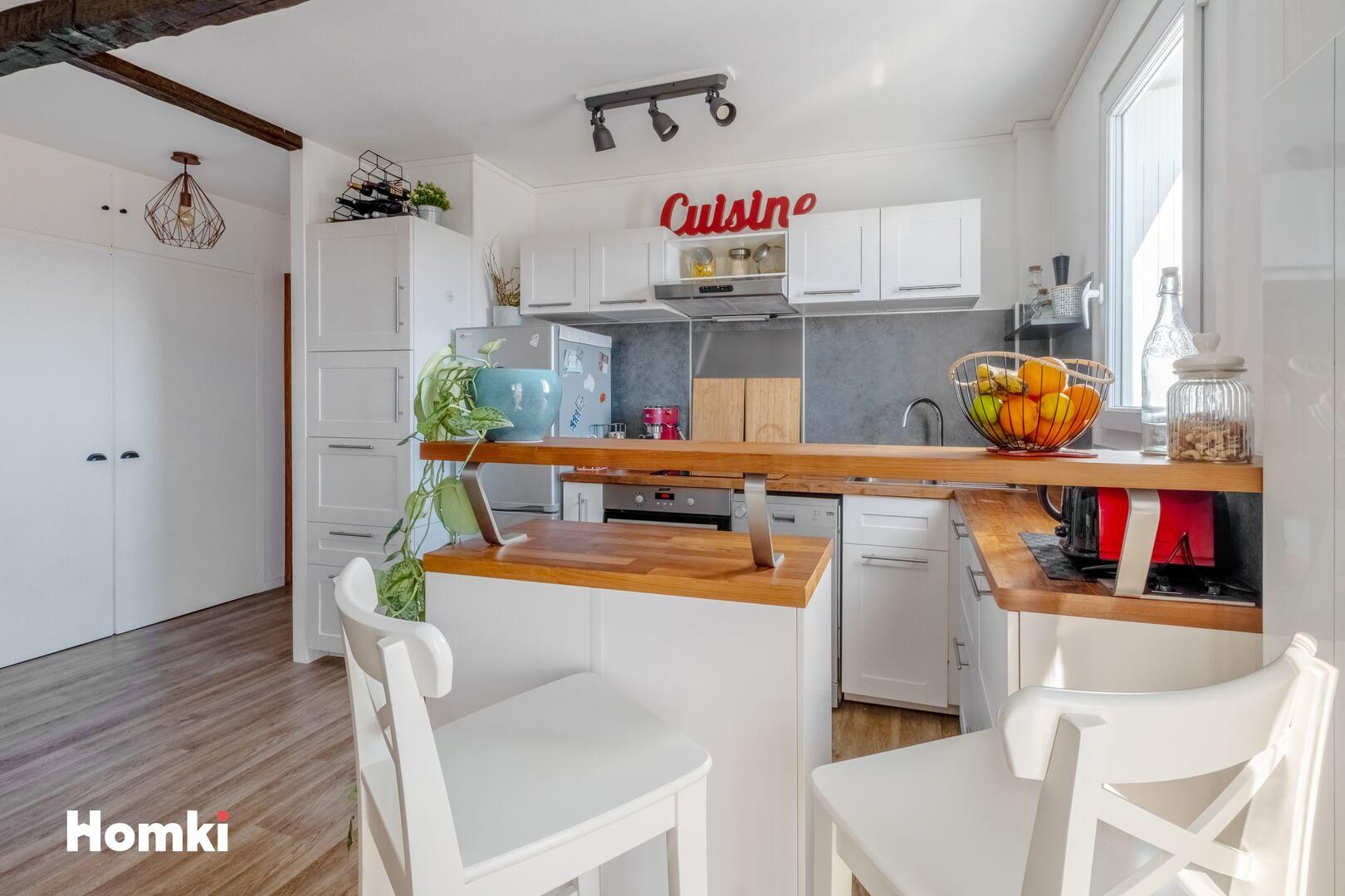 Homki - Vente Appartement  de 45.0 m² à Toulouse 31400