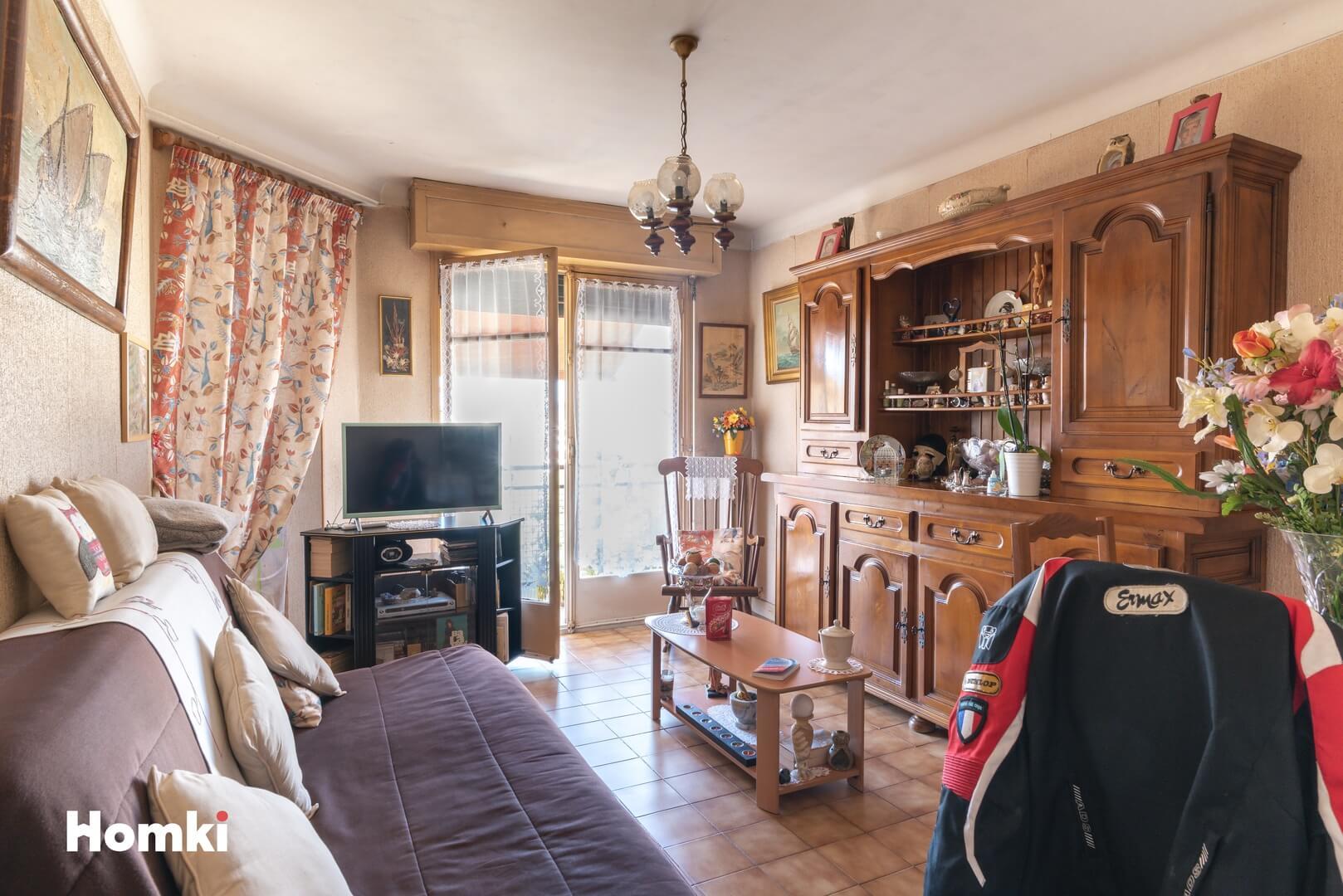 Homki - Vente Appartement  de 56.0 m² à Nice 06100