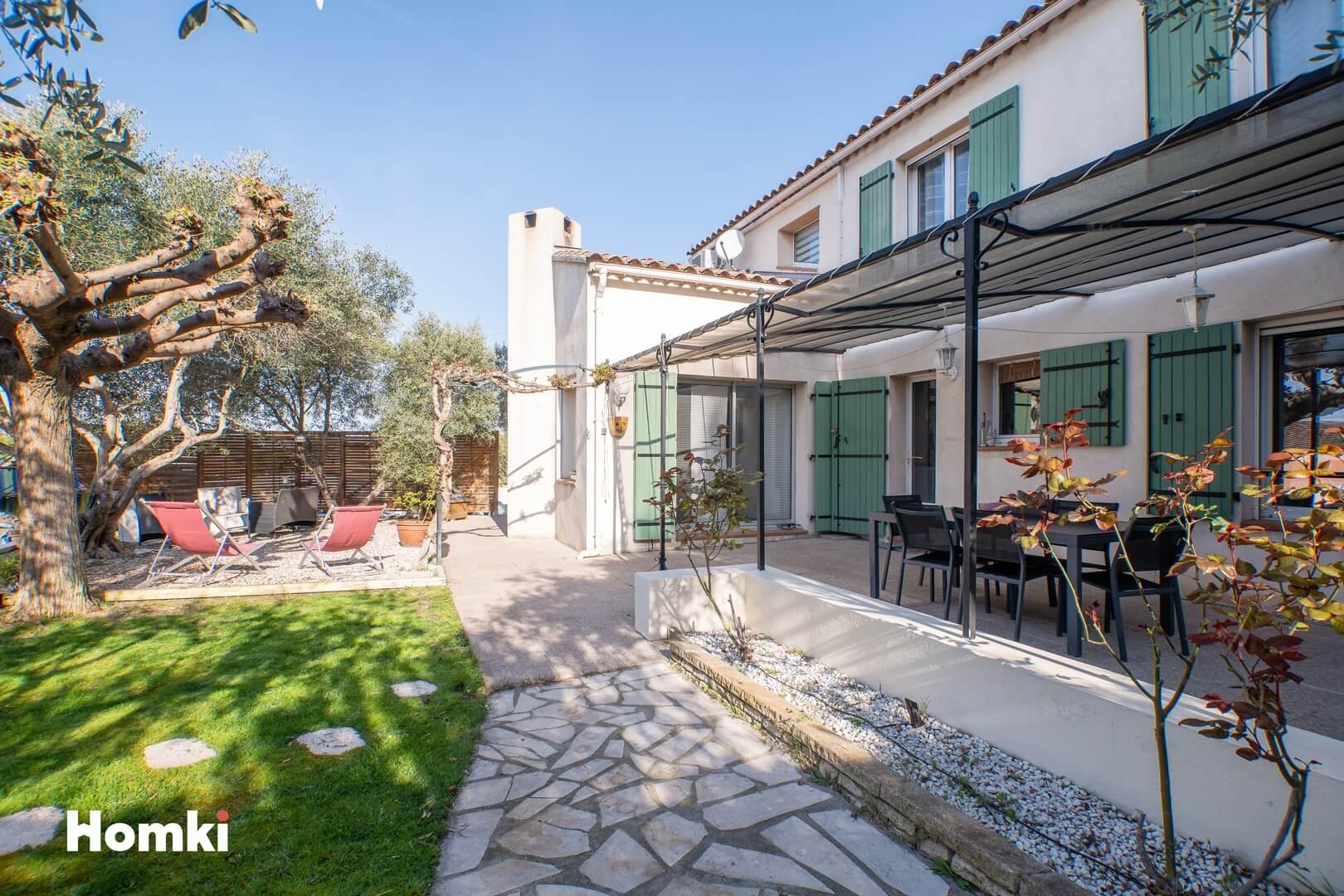 Homki - Vente Maison/villa  de 170.0 m² à Marignane 13700