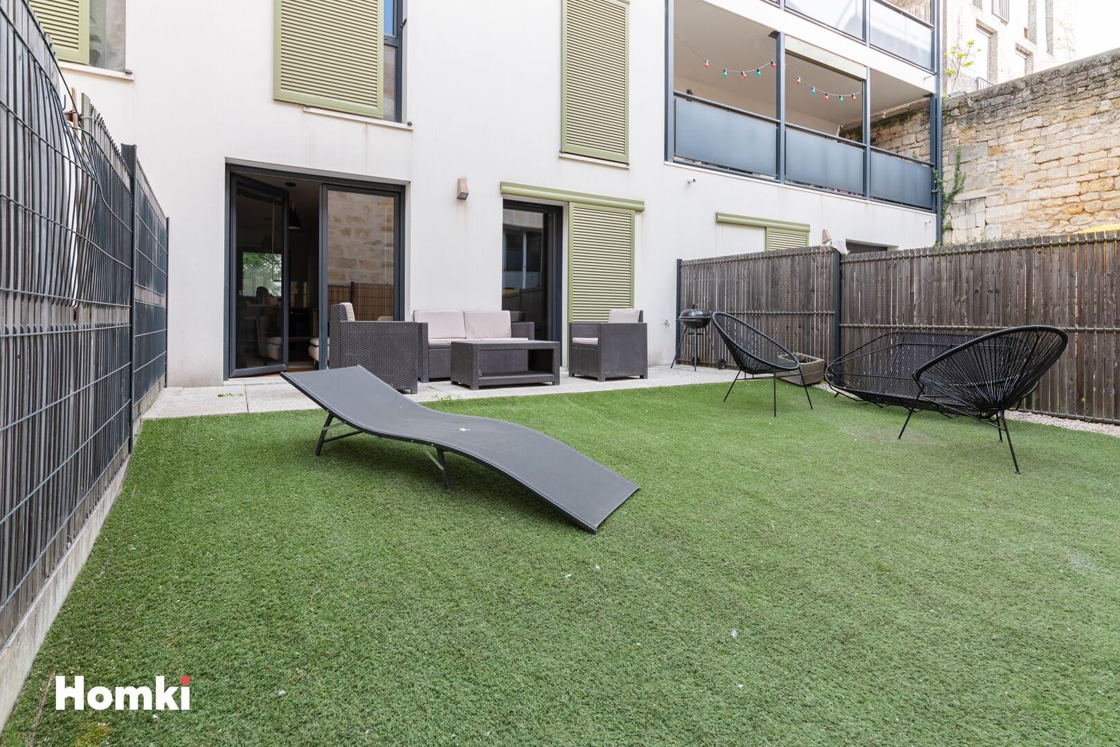 Homki - Vente Appartement  de 47.0 m² à Bordeaux 33300