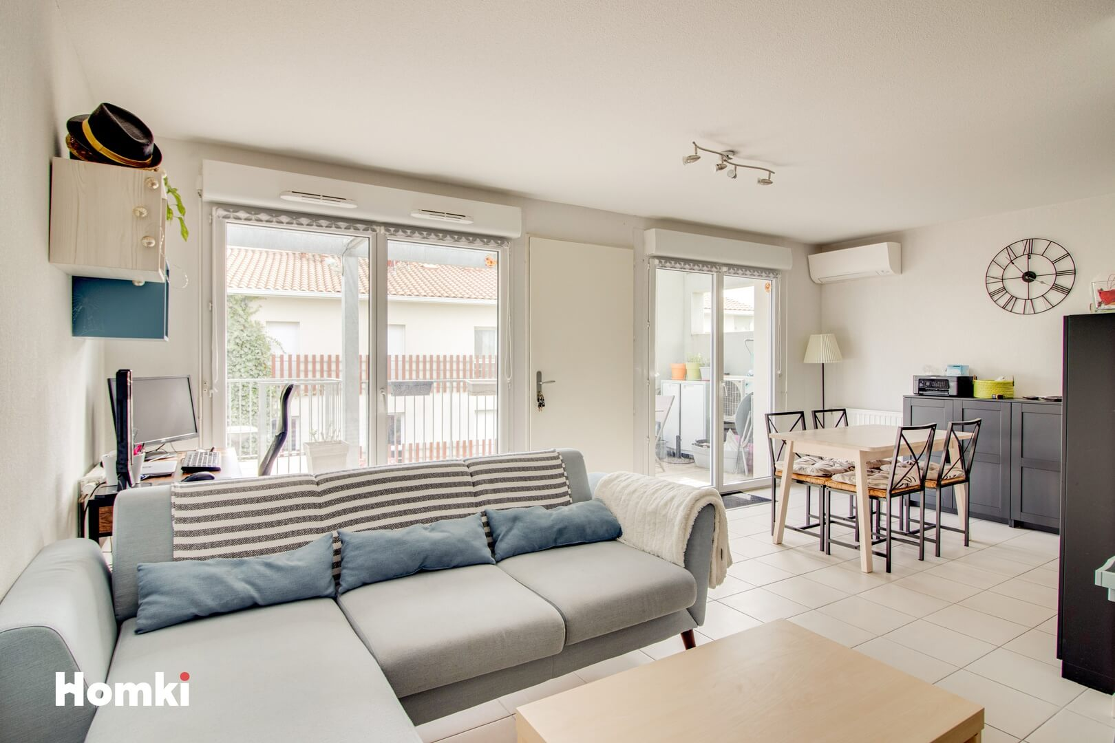 Homki - Vente Appartement  de 63.0 m² à Launaguet 31140